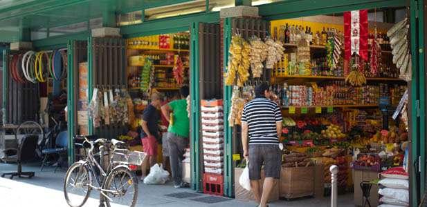 i mercati coperti di Milano