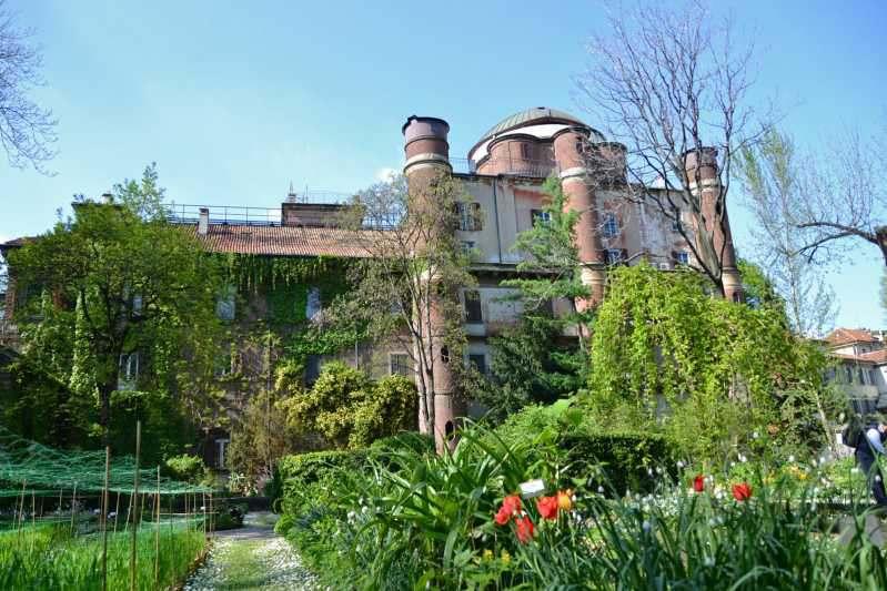 Orto botanico di brera pi di 300 piante diverse nel for Giardino botanico milano