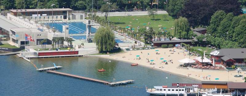 laghi svizzera