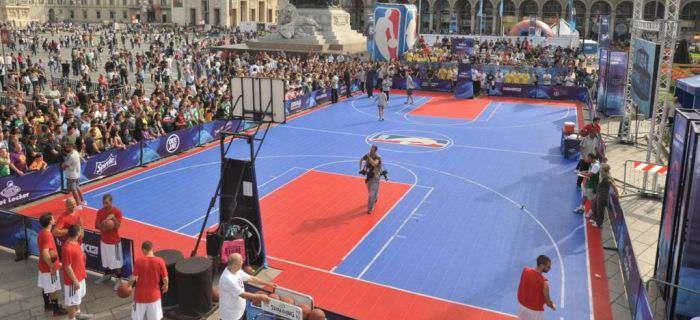 NBA Zone Milano 2016