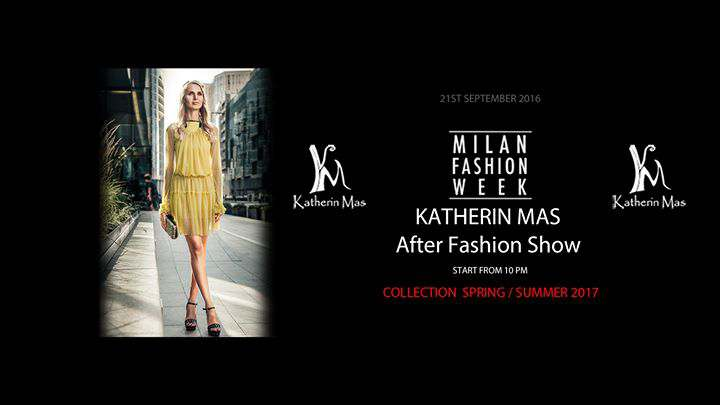 Featured image for 'Katherin MAS / After Fashion Show su accredito'