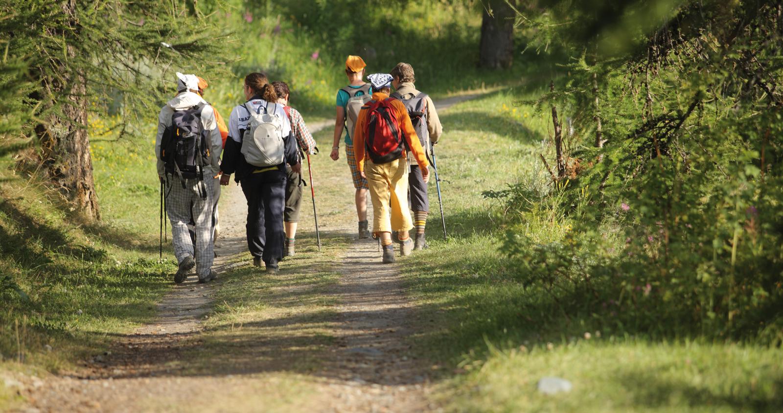 trekking percorsi lombardi