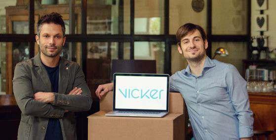I due inventori di VICKER