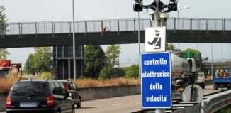 AUTOVELOX A MILANO