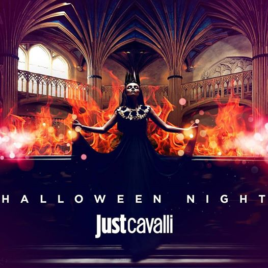 halloween just cavalli milano