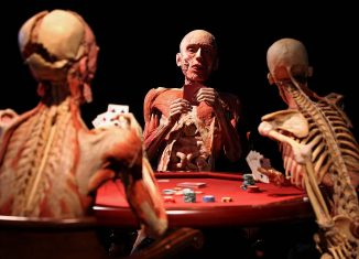 REAL BODIES MOSTRA MILANO