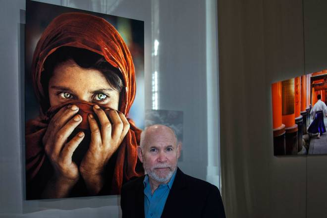 Steve McCurry milano