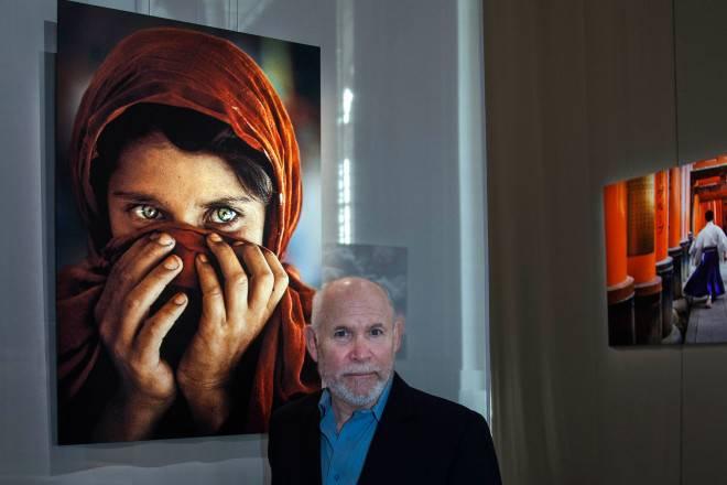 Steve McCurry milano