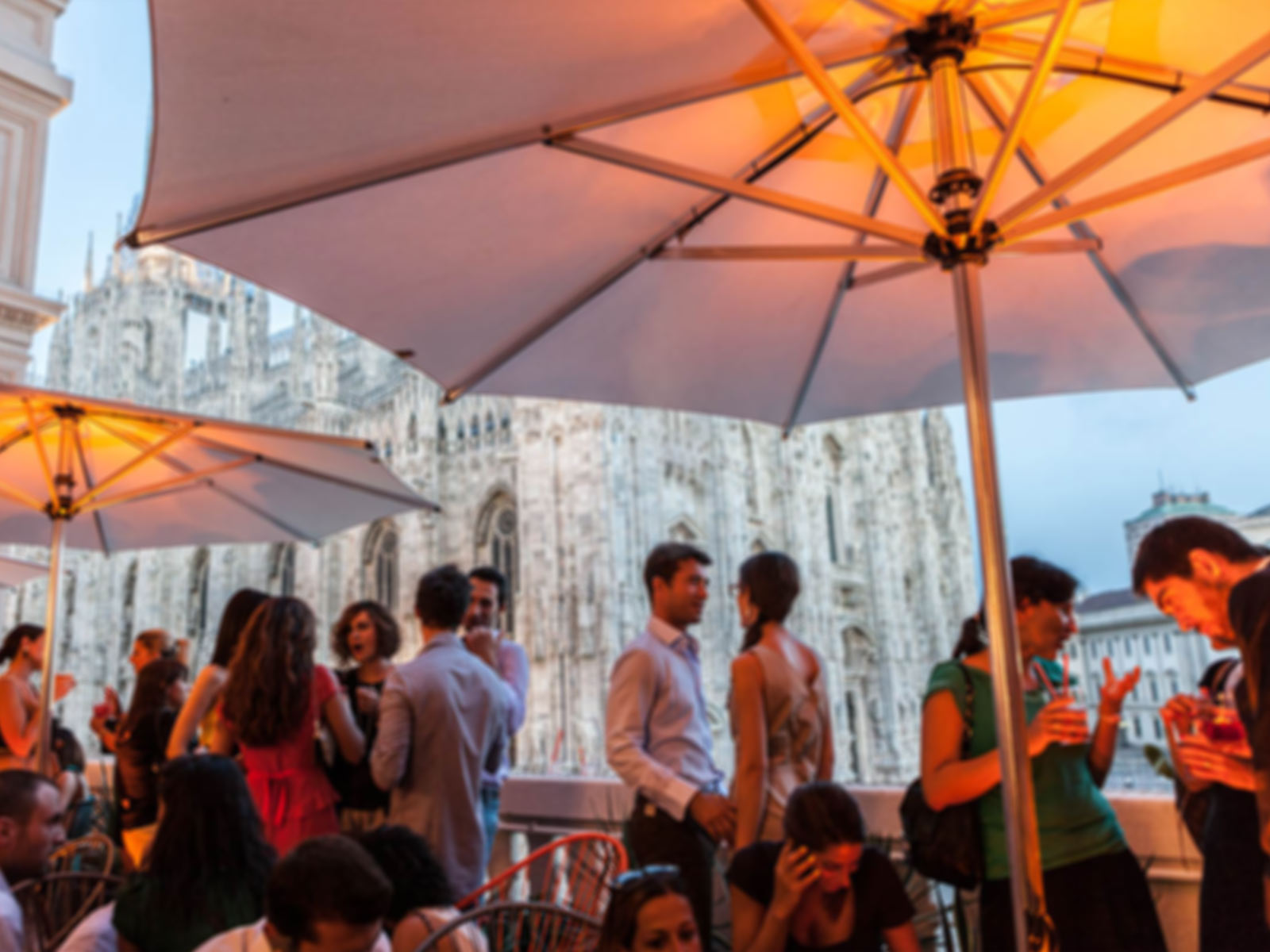 Rooftop Milan The 10 Best Rooftop Bars In Town English