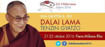 dalai lama milano