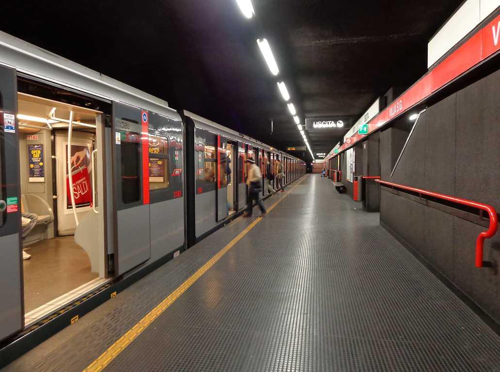 wi fi gratis metro ATM MILANO