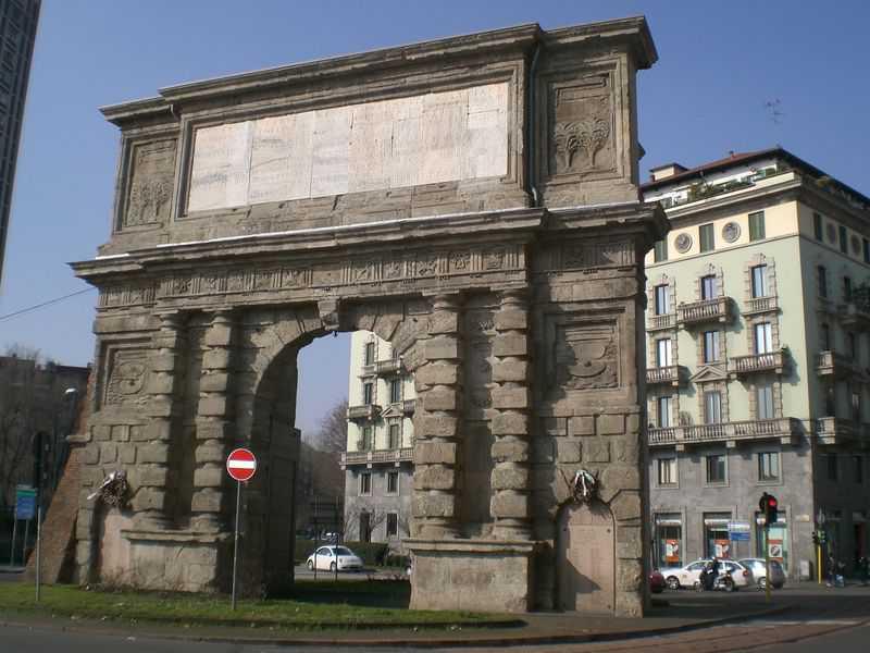 Porte Storiche Di Milano Le Loro Origini E Le Loro Storie