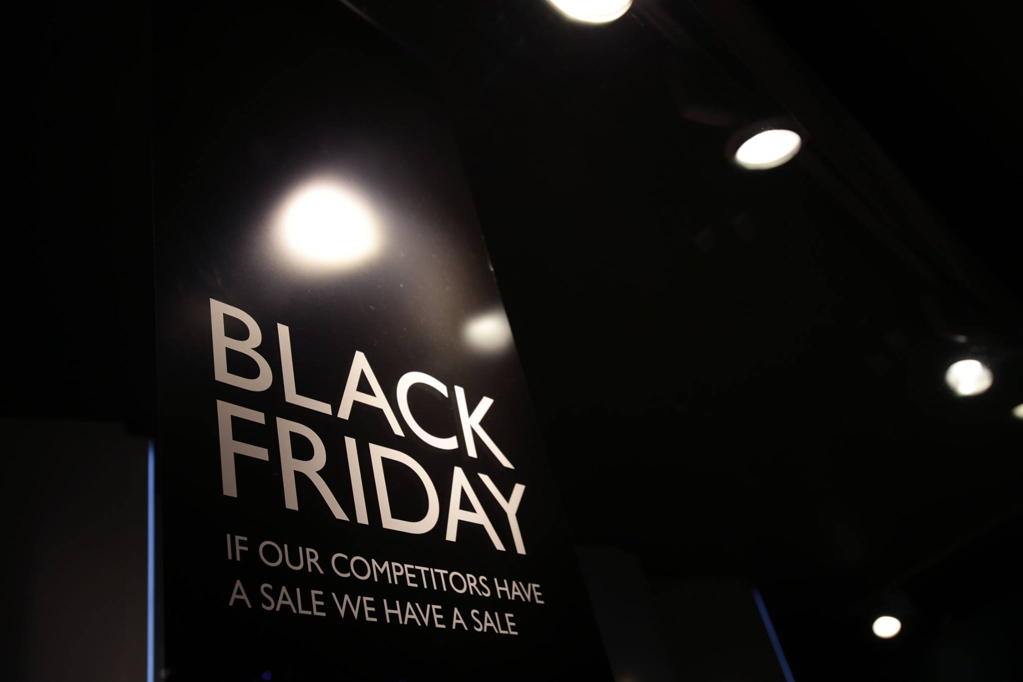 black friday private party milano
