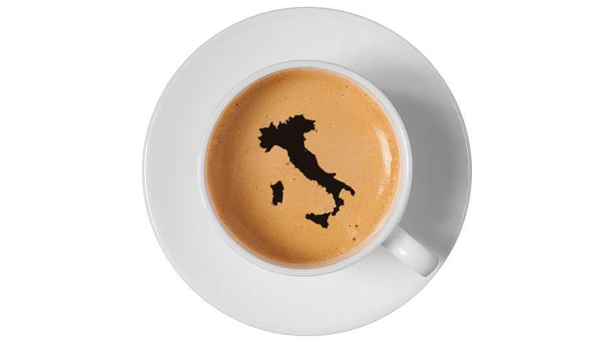 GLI ITALIANI E IL CAFFE'