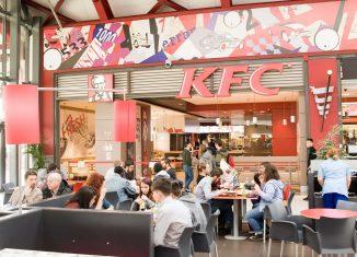 RISTORANTI KFC