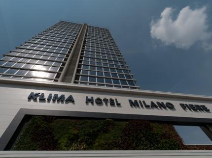 THE HOTEL 2017 KLIMA HOTEL Capodanno Milano