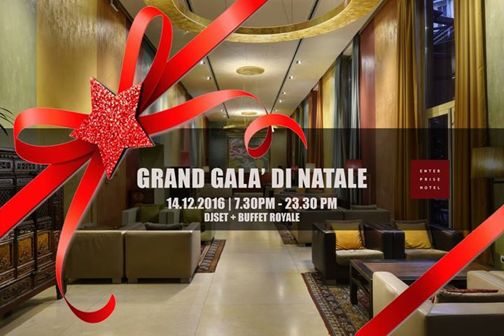 Featured image for 'Gran Galà di Natale by Martini | Enterprise HOTEL'