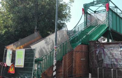 porta genova ponte verde lavori