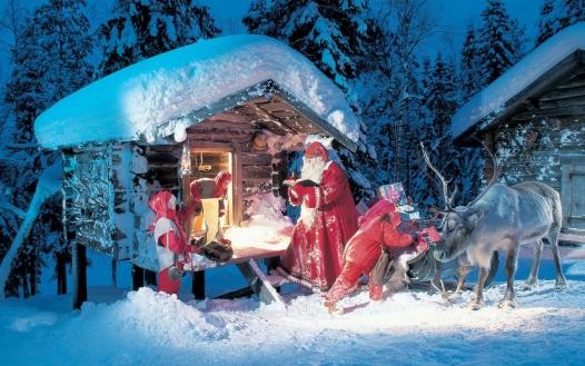 Santa Claus Village Rovaniemi