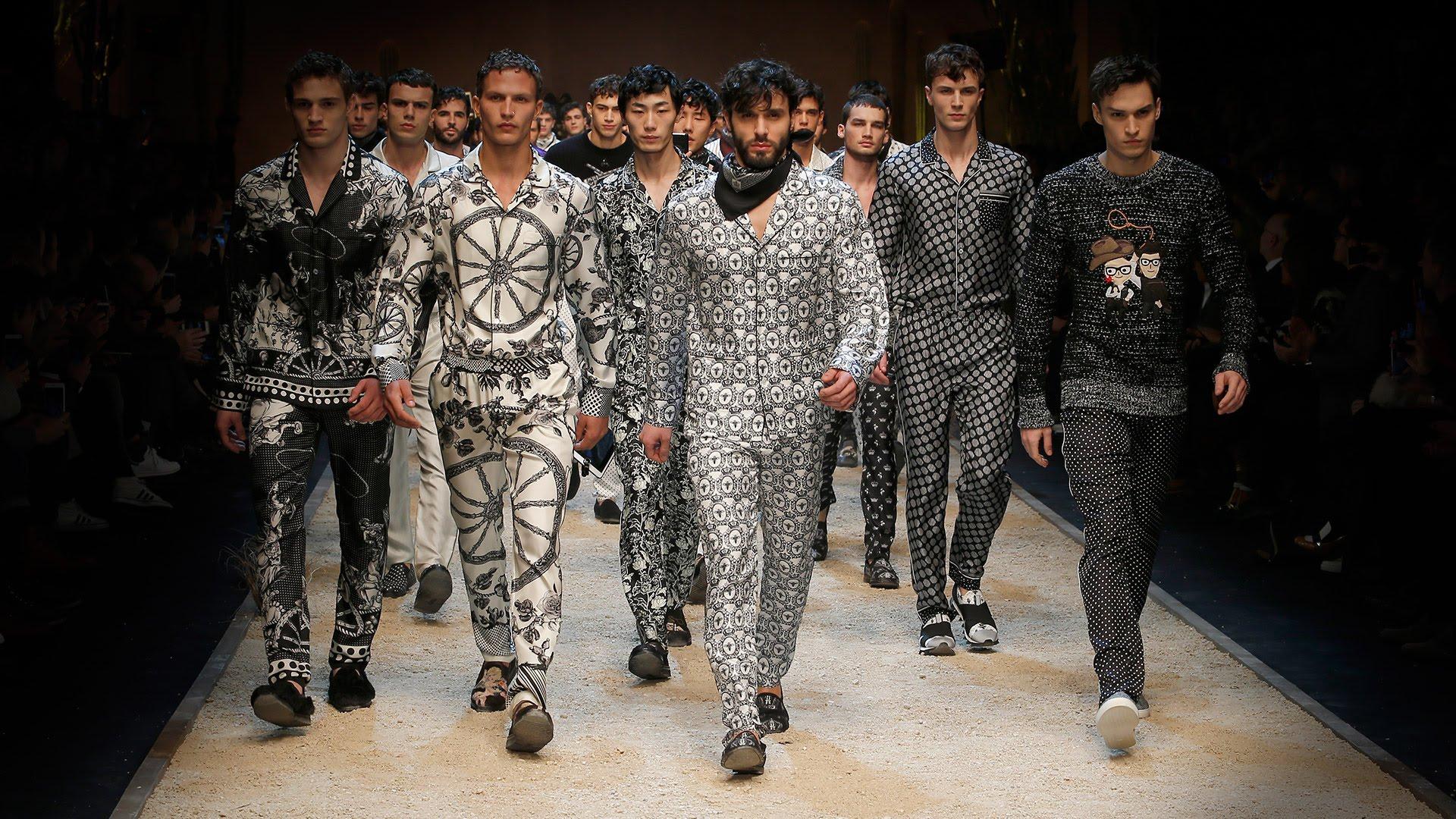 Resultado de imagen de milano moda uomo