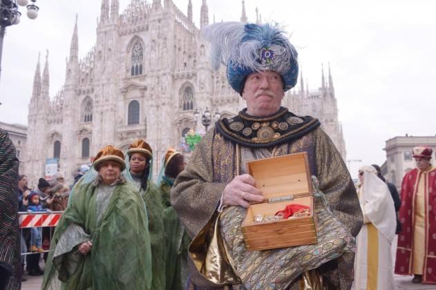 corteo storico re magi milano