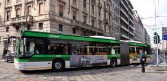 Autobus ATM Ibrido