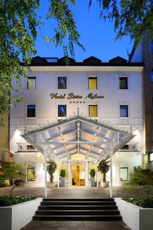 hotel 5 stelle pierre via de amicis milano