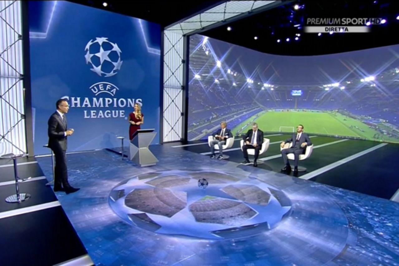 mediaset premium champions league cf