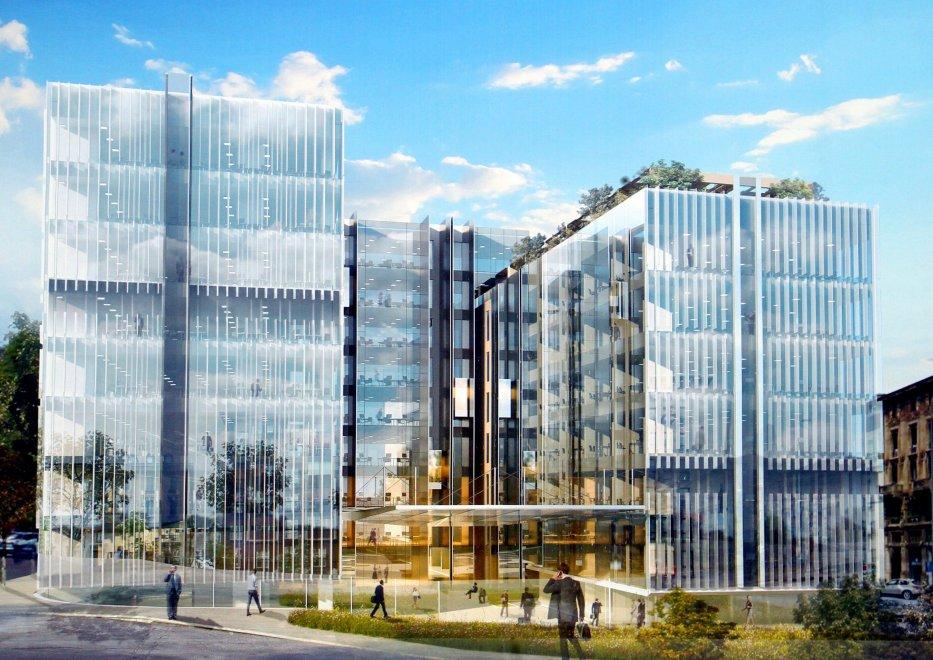 Porta nuova una nuova sede per amazon per oltre 1000 - Uffici gtt porta nuova ...