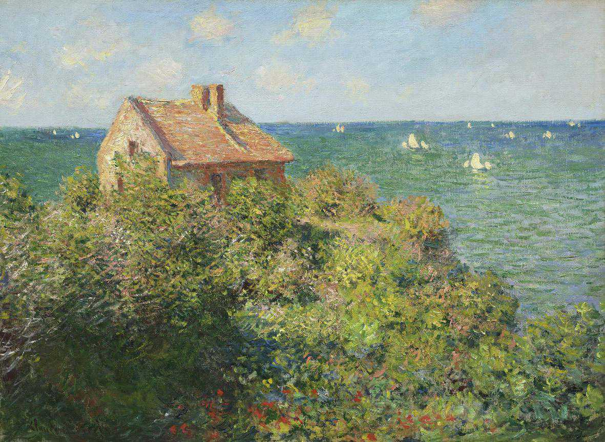 IO,CLAUDE MONET