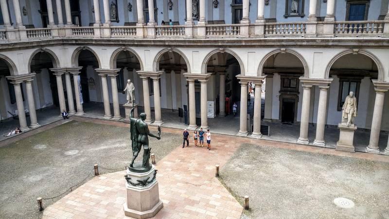 una domenica al museo milano