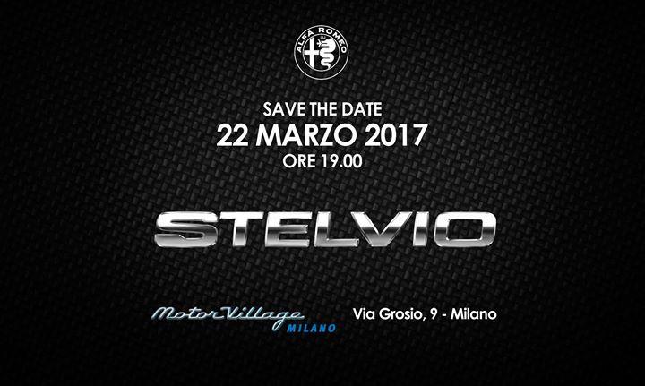 ALFA ROMEO Stelvio   Exclusive Cocktail Party'