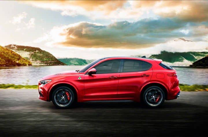Featured image for 'Lancio ALFA ROMEO Stelvio | Exclusive Cocktail Party'