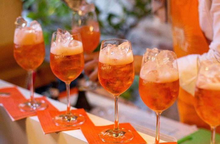 spritz party idroscalo