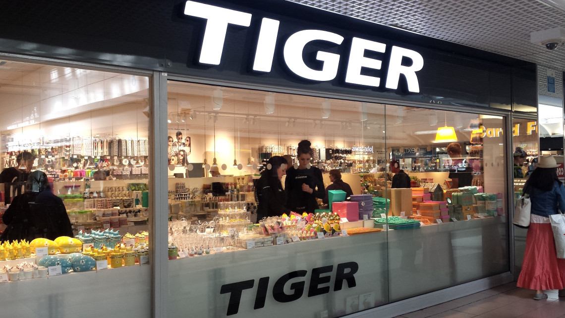 tiger store milano