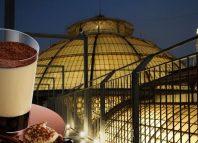 tour sui tetti highline galleria con gelato