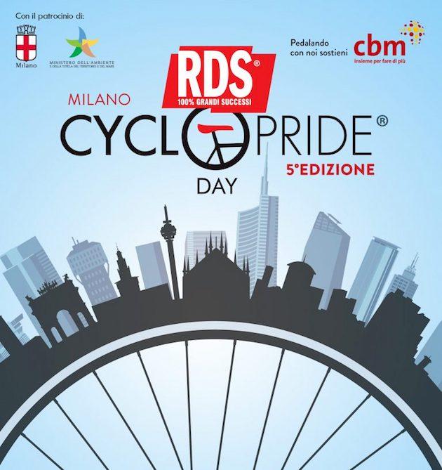cyclopride day milano