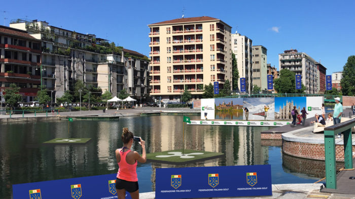 The Watergolf Challenge milano