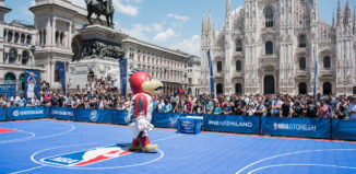 NBA BASKET MILANO