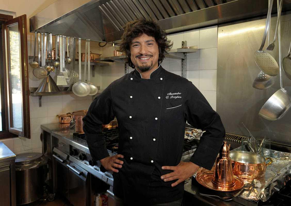 Alessandro borghese apre a milano il suo primo ristorante for Alessandro borghese milano