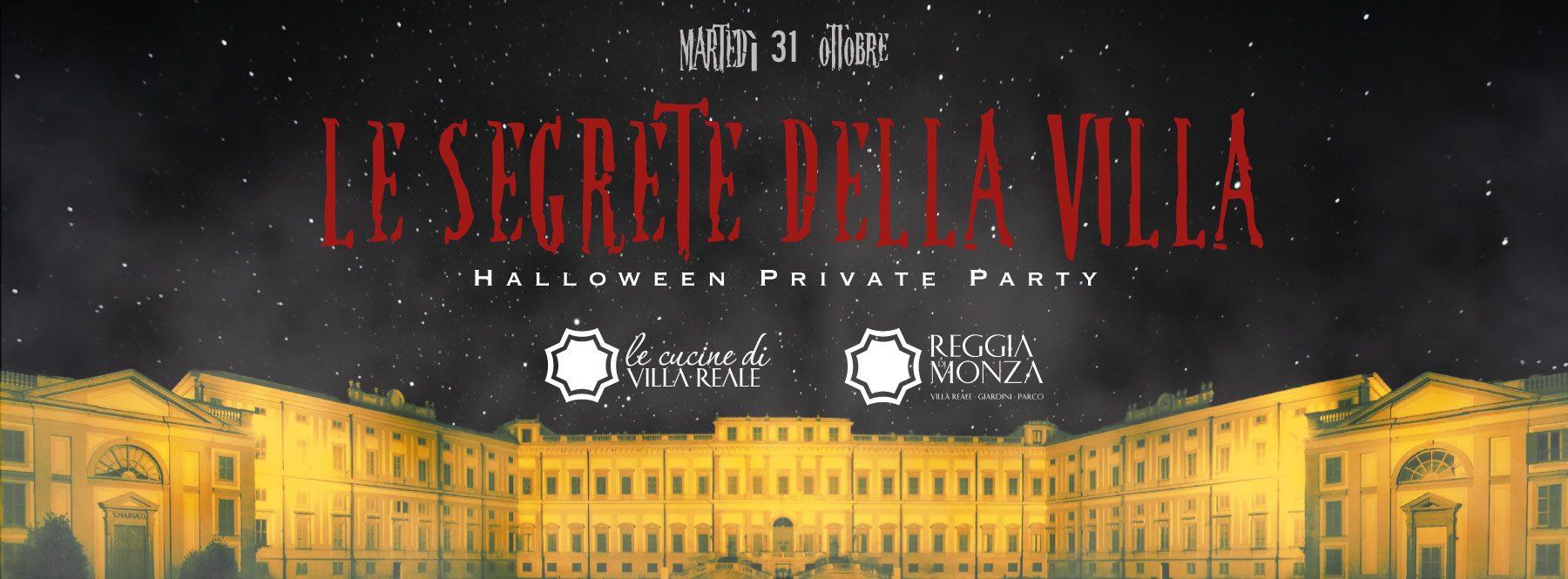 Villa Reale Monza Halloween