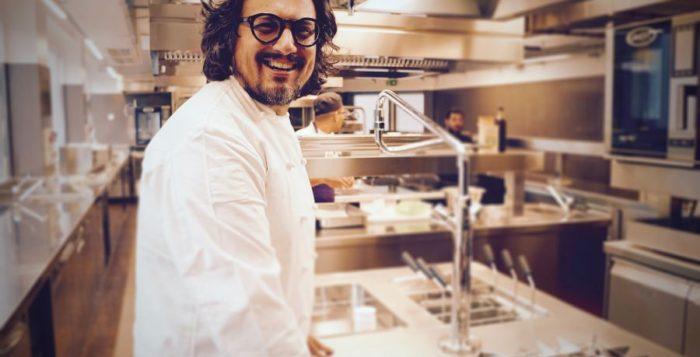alessandro borghese ristorante Milano