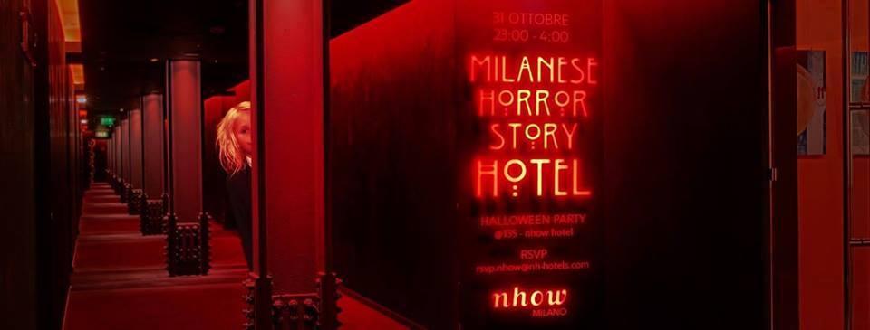 halloween hotel nhow milano
