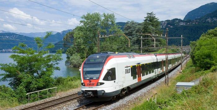 treni svizzera
