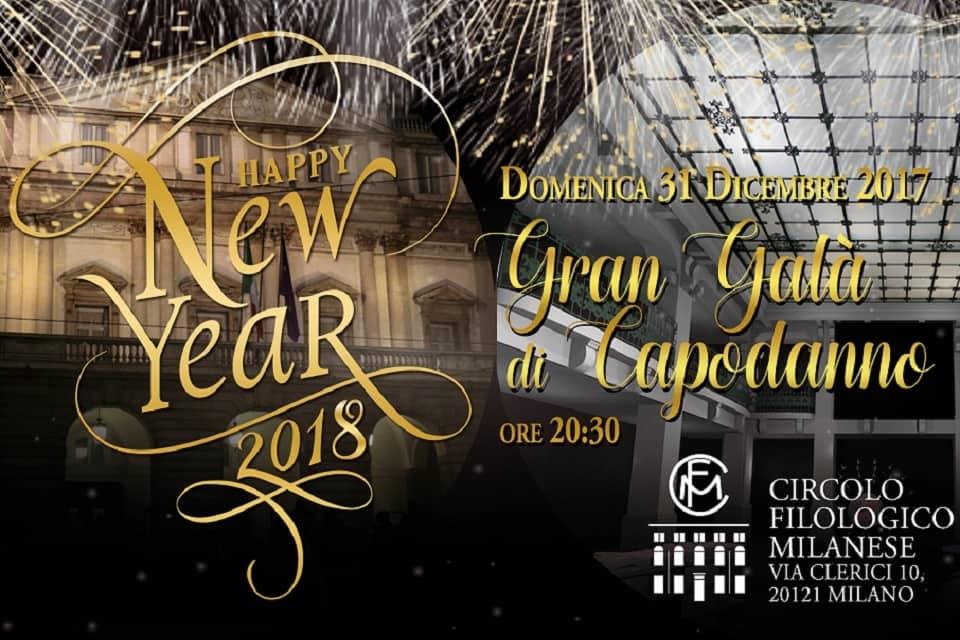 Capodanno Circolo Filologico Milanese