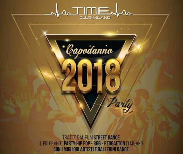 capodanno time club