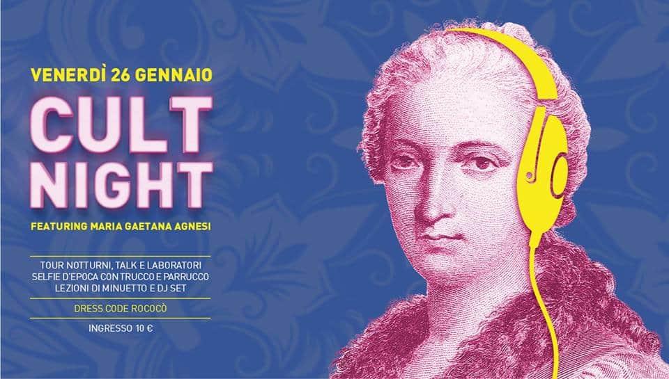 cult night museo della scienza