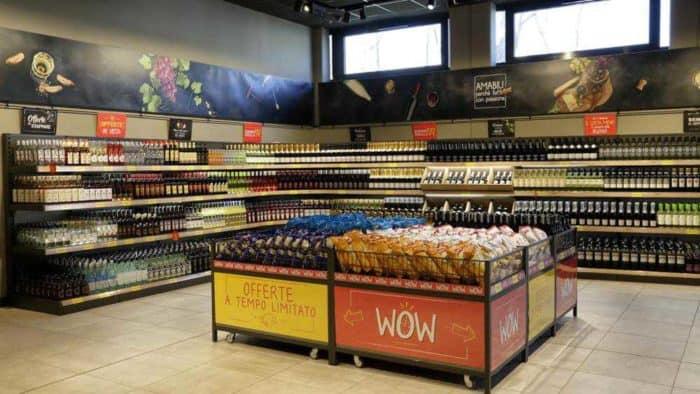 Coupon italiani supermercati