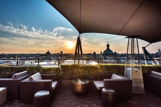 terrazza HOTEL Dei Cavalieri tuttofood