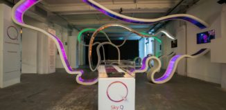 #SkyQExperience milano design week
